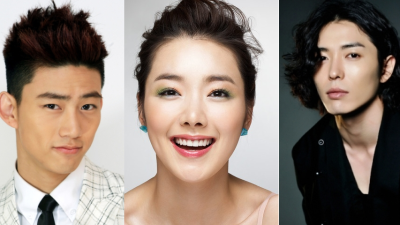"Ok Taecyeon, So Yi Hyun, Kim Jae Wook Wish the Best for ""Who Are You?"""