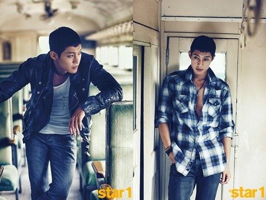 at star 1 kim hyun joong