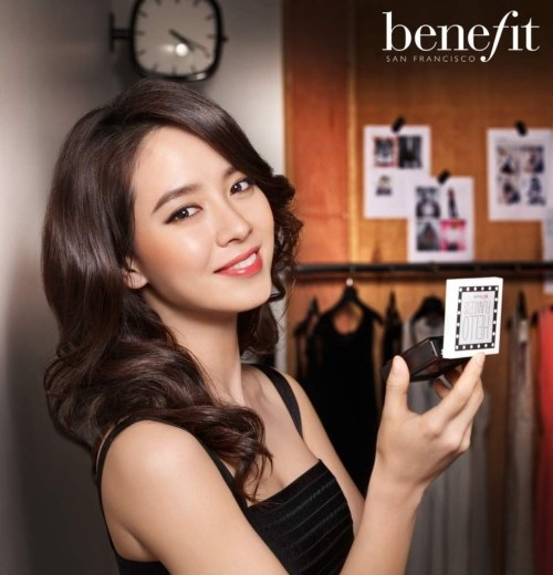 Song Ji Hyo for Benefit