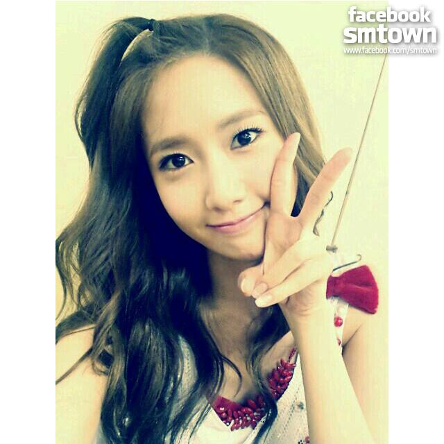 girls' generation yoona facebook