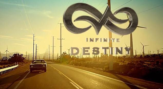 infinite destiny mv b