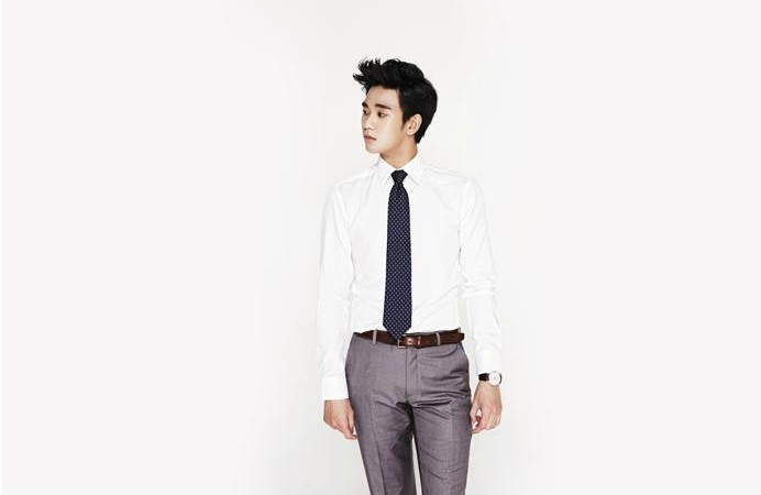 Kim Soo Hyun Renews Contract with Clothing Brand ZioZia