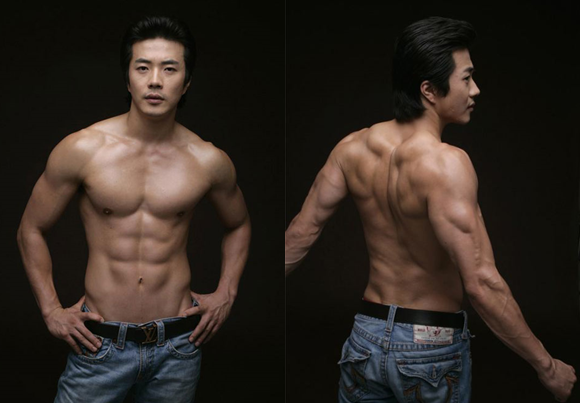 Kwon Sang Woo Is Chosen as the Celeb with the Best Abs