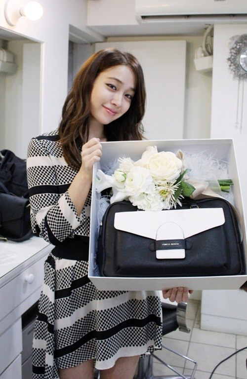 lee min jung me2day