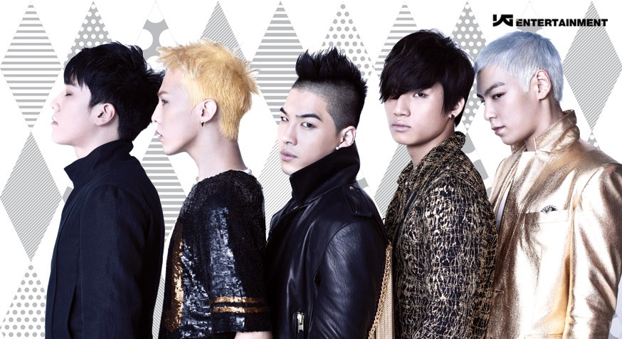 Big Bang to Perform at Singapore F1 Grand Prix