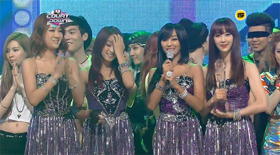 "Mnet M! Countdown 07.04.13 – Sistar's Second Win with ""Give It To Me"""