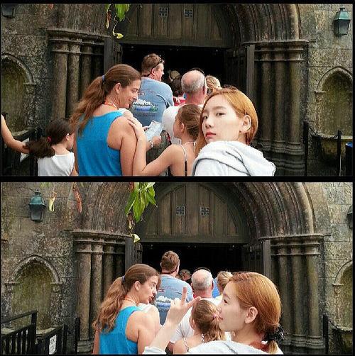 taeyeon hogwarts 1