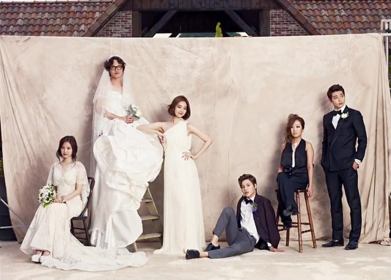The Bride Marry Pea Ryan 92