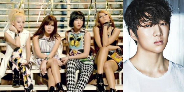 "2NE1 and Kang Seung Yoon on ""Music Bank"" Marks First YG Appearance on KBS in Three Years"