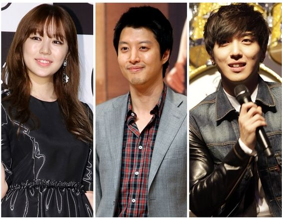 "Yoon Eun Hye, Lee Dong Gun, and Jung Yong Hwa Confirmed for KBS Drama ""Future Choice"""
