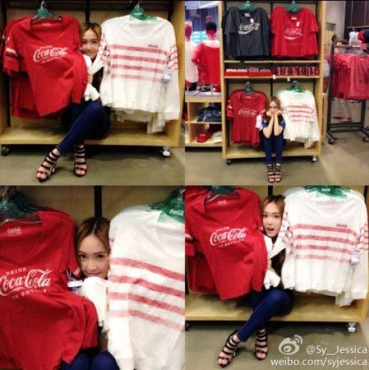 Jessica_weibo
