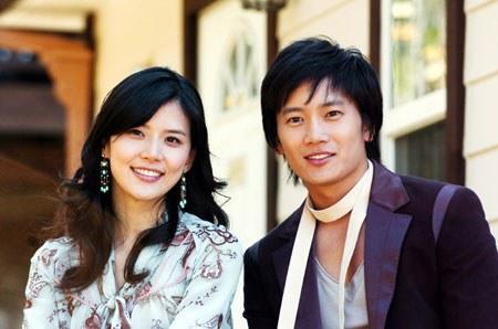 Lee Bo Young Ji Sung Save the Last Dance