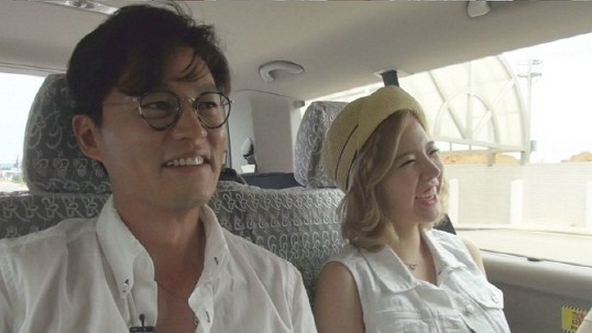 Sunny Lee Seo Jin Grandpas Over Flowers 2