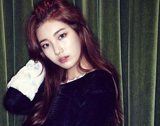 """Suzy Unleashes Her Inner Vixen and Talks Pole Dancing in """"Cosmopolitan Korea"""""""