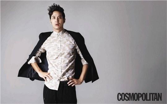 cosmopolitan 09 2013 kim ji suk