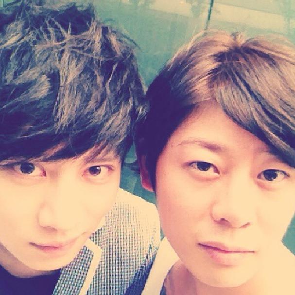 Heechul and Gunhee