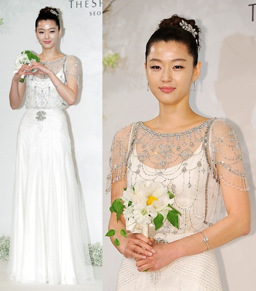 Awful Celebrity Wedding Dresses : The best and worst celebrity wedding dresses soompi