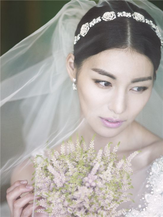 kim jung hwa wedding 1