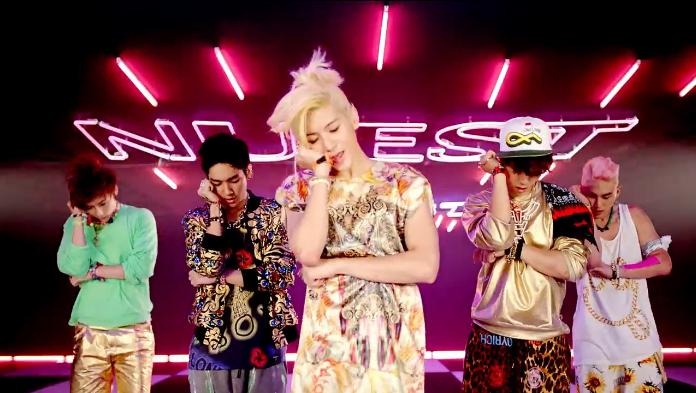 """NU'EST Unleashes Comeback Teaser for """"Sleep Talking"""""""