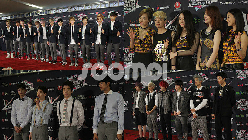 [Video] KCON 2013 Press Conference Featuring 2AM, f(x), EXO, Teen Top, Henry and More!