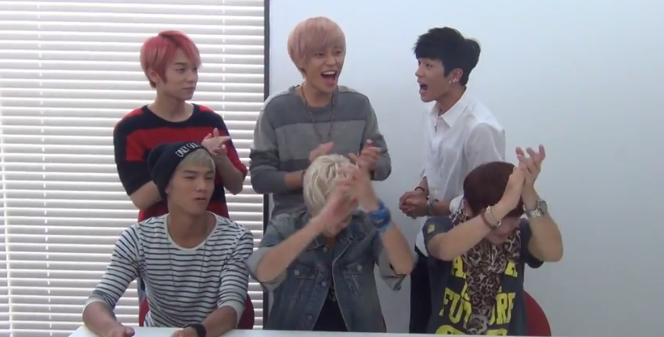 teen top come back