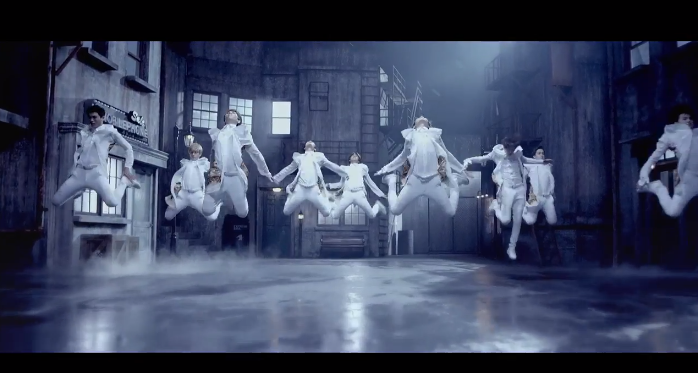 zea ghost of wind mv teaser