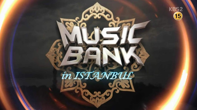 KBS Music Bank 09.13.13 – Music Bank In Istanbul Special