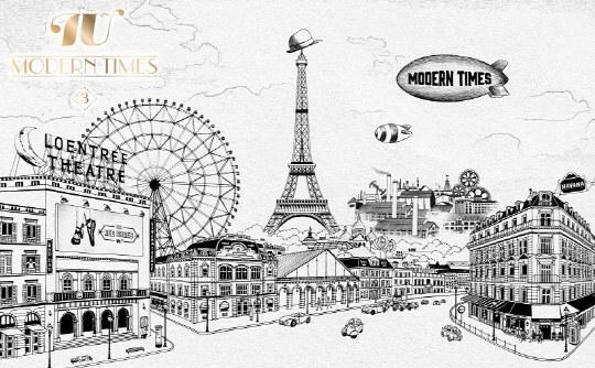 IU modern times teaser image 3