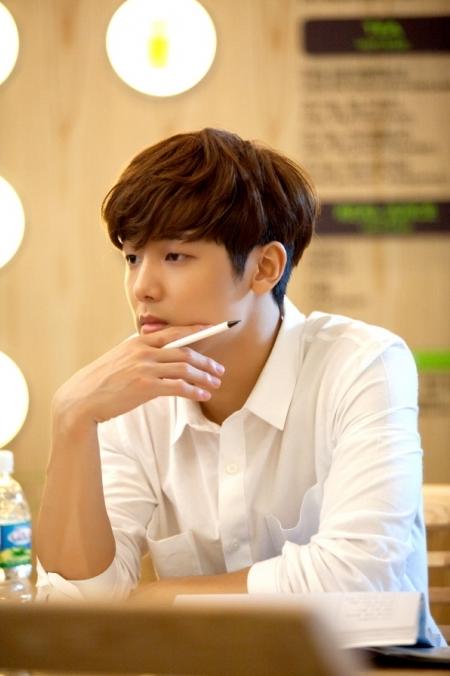 Kang Min Hyuk the heirs 2
