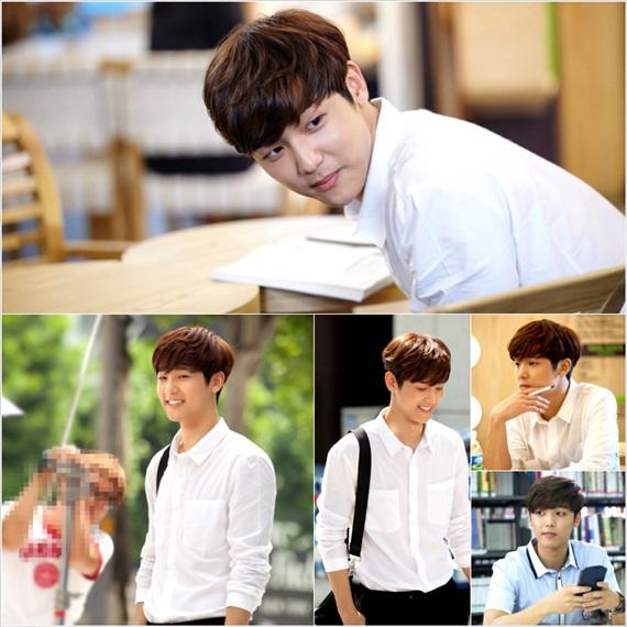 Kang Min Hyuk the heirs 3
