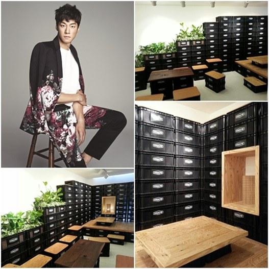 Lee Chun Hee furniture