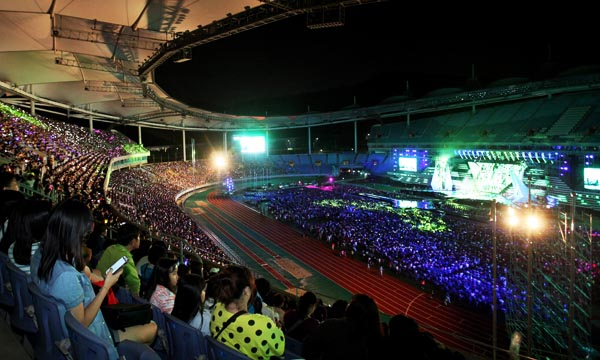 MBC Korean Music Wave in Incheon 2013 – Girls' Generation, Super Junior, SISTAR, BEAST and Many More!
