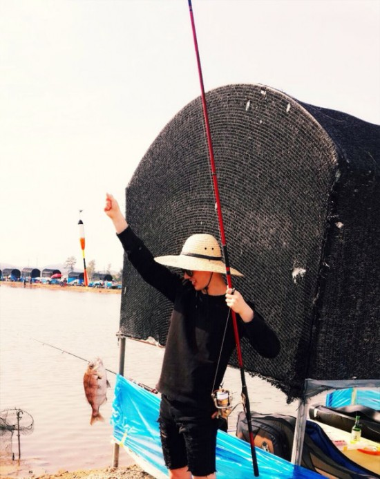 jo kwon fishing no.1