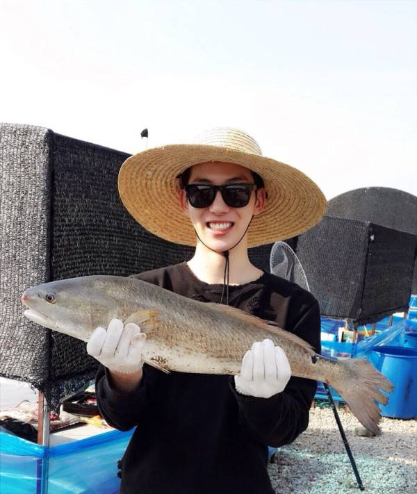 jo kwon fishing no.2