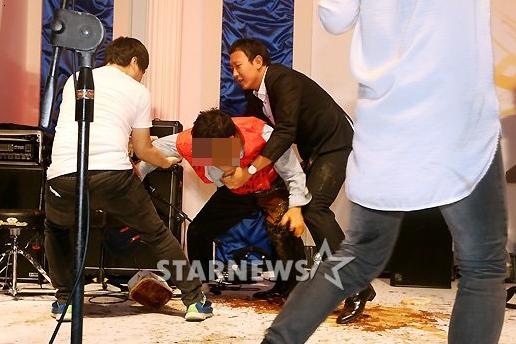 kim jo kwang soo wedding