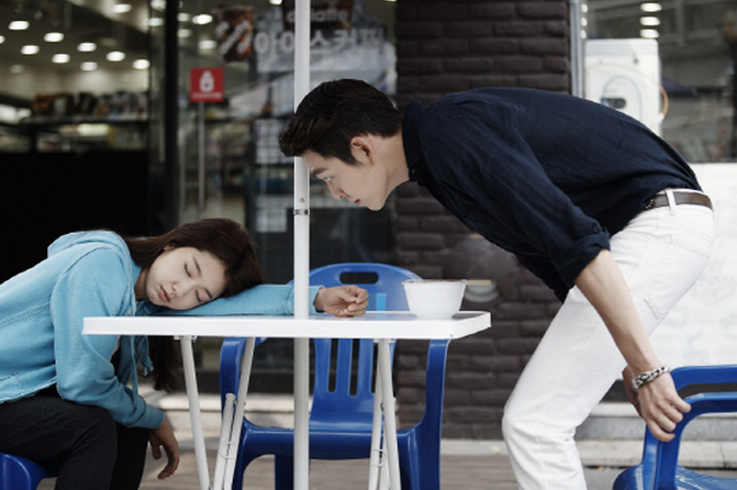 kim woo bin park shin hye the heirs 2