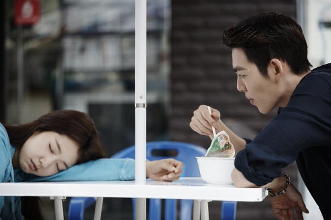 kim woo bin park shin hye the heirs 3
