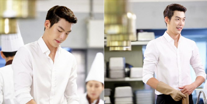 "Kim Woo Bin Looks Dashingly Handsome in His First ""The Heirs"" Stills"
