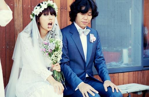 lee hyori and lee sang soon wedding 6