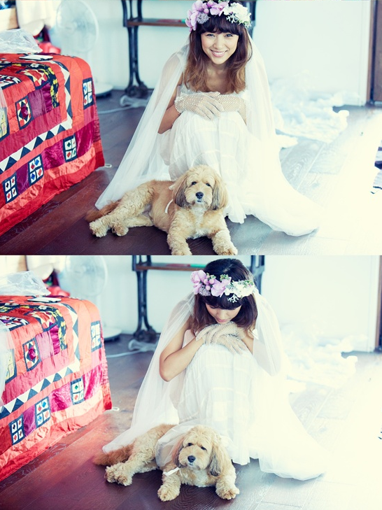 lee hyori and lee sang soon wedding 8