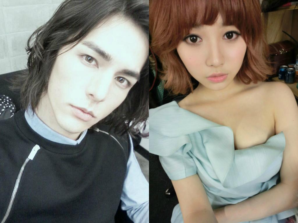 Girl's Day's Yura and Lee Hyun Jae Filmed Their Kiss Scene Over 20 Times