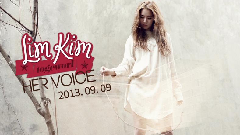 lim kim her voice image