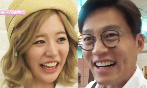 sunny lee seo jin 2013