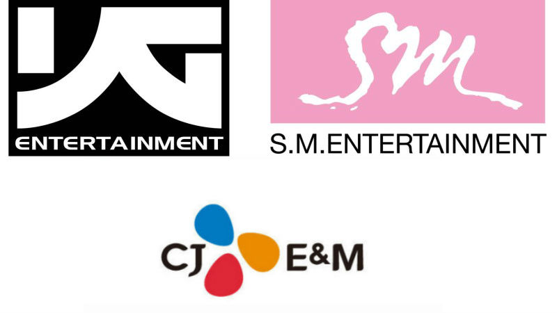 yg sm cj agency soompi