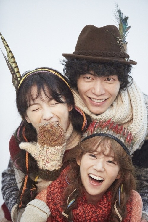 Lee Min Ki, Han Seung Yeon, Kang Ji Young
