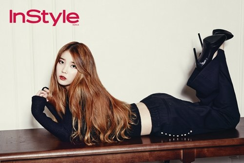 IU for Instyle featured pic
