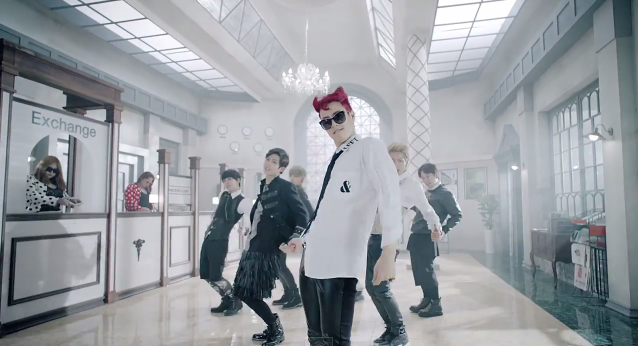 Block b very good dance mv