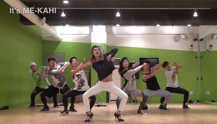 Kahi It's Me Dance Ver