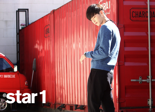 Lee Jong Suk Keeps It Humble in Interview and Pictorial for @Star1 Magazine