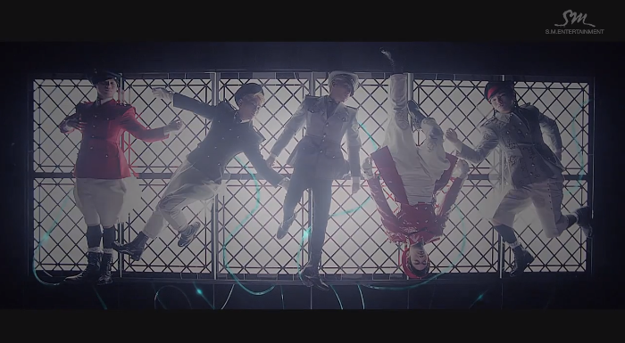 SHINee everybody mv teaser